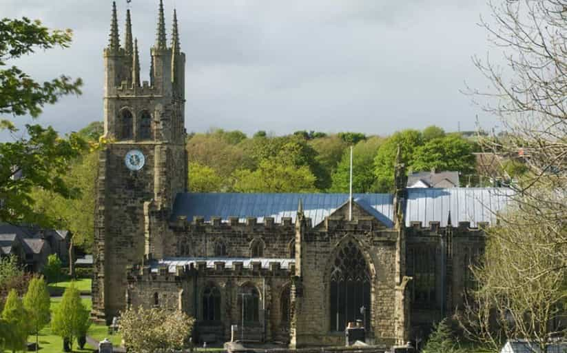 Tideswell Cathedral