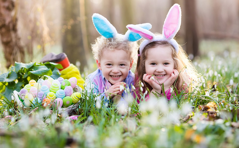 Enjoy Easter in Wonderland at Bluebell Dairy