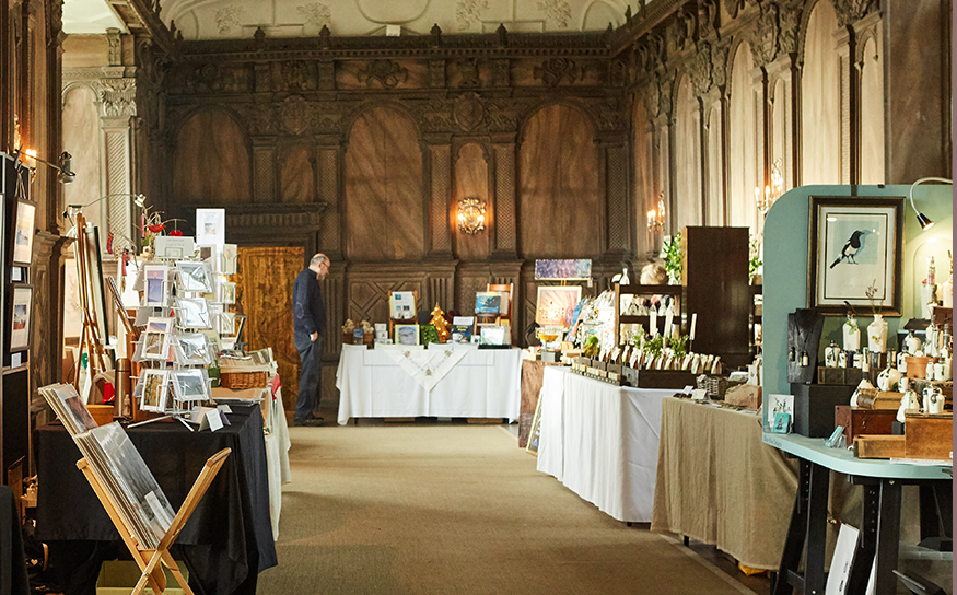 Haddon Hall Winter Artisan Market