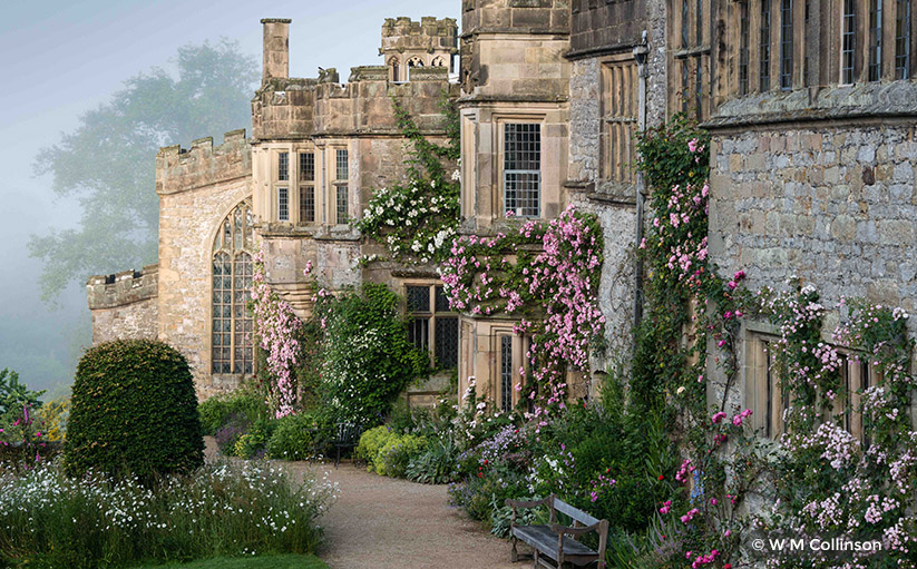 Travel back in time for Easter at Haddon Hall