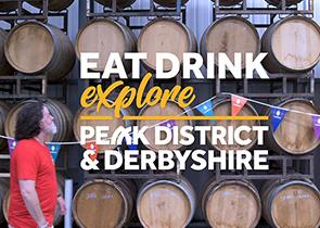 Thumbnail for Watch our 'Eat, Drink, Explore' video
