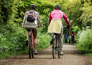Cycle routes in the Peak District and Derbyshire