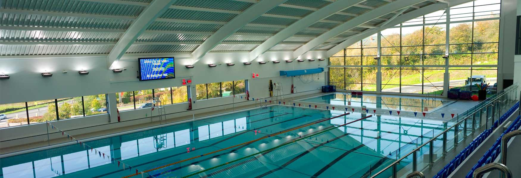 Swimming And Leisure Centres In Derbyshire