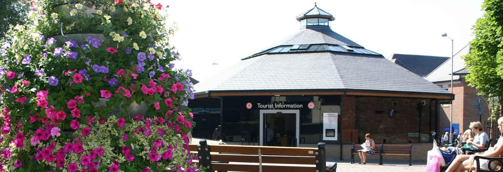 Chesterfield Tourist Information Centre