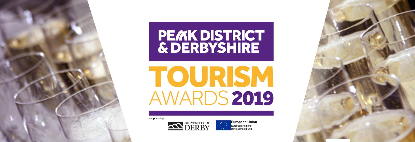 Click to enter the Peak District & Derbyshire Tourism Awards 2019