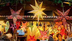 Christmas markets in Derbyshire and the Peak District
