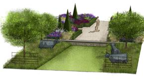 Thumbnail for Peak District & Derbyshire RHS Show Garden