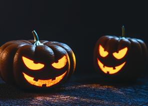 Halloween events in Derbyshire and the Peak District