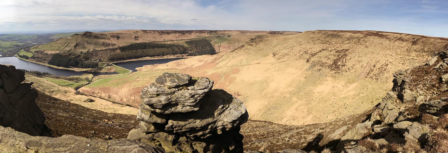 Get a taste for adventure in the Peak District this year