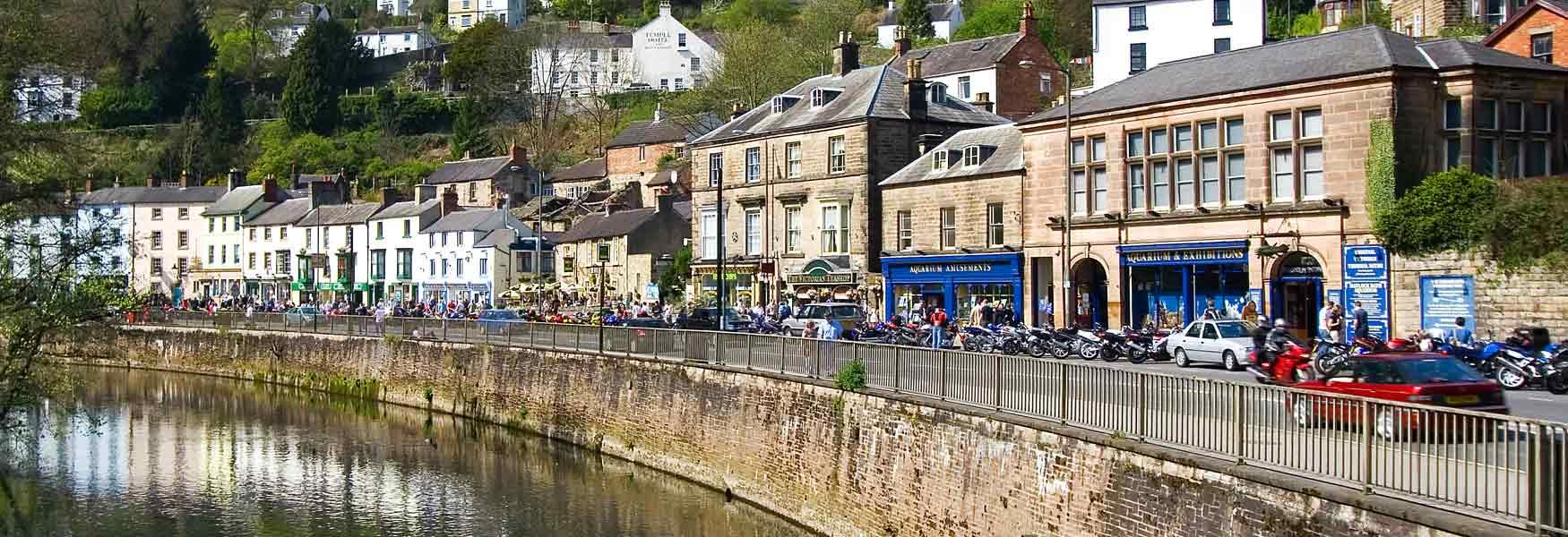 Check out the many attractions of Matlock Bath