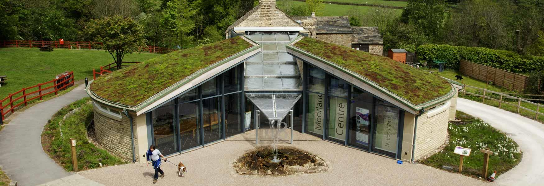 The Moorland Visitor Centre, Edale