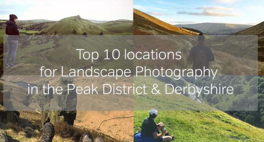 Photography locations in the peak district