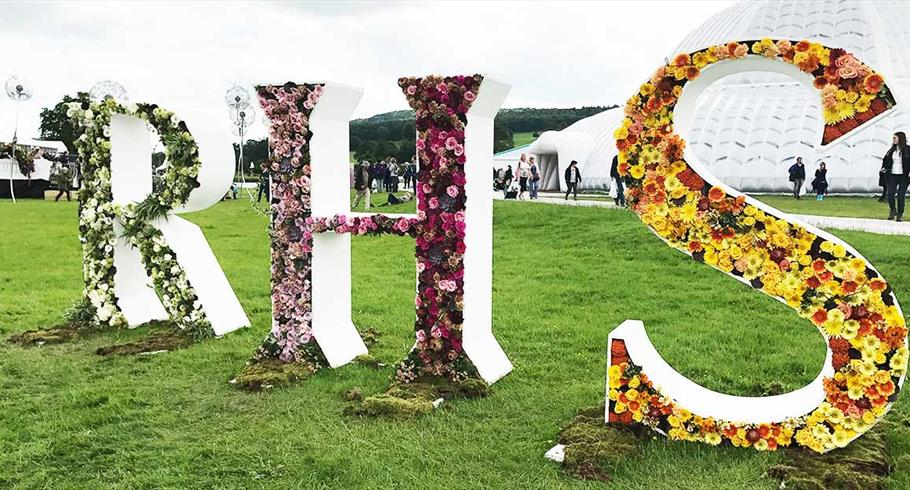 The RHS Chatsworth Flower Show 2017