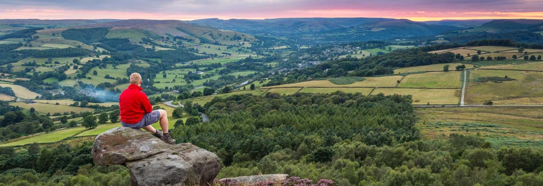 Britain's first national park