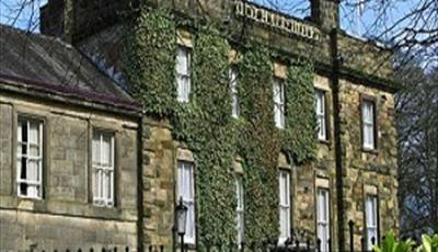 Welcome to the Old Hall Hotel in Buxton