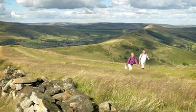 The Great Ridge Walk, one of the Peak District's finest!