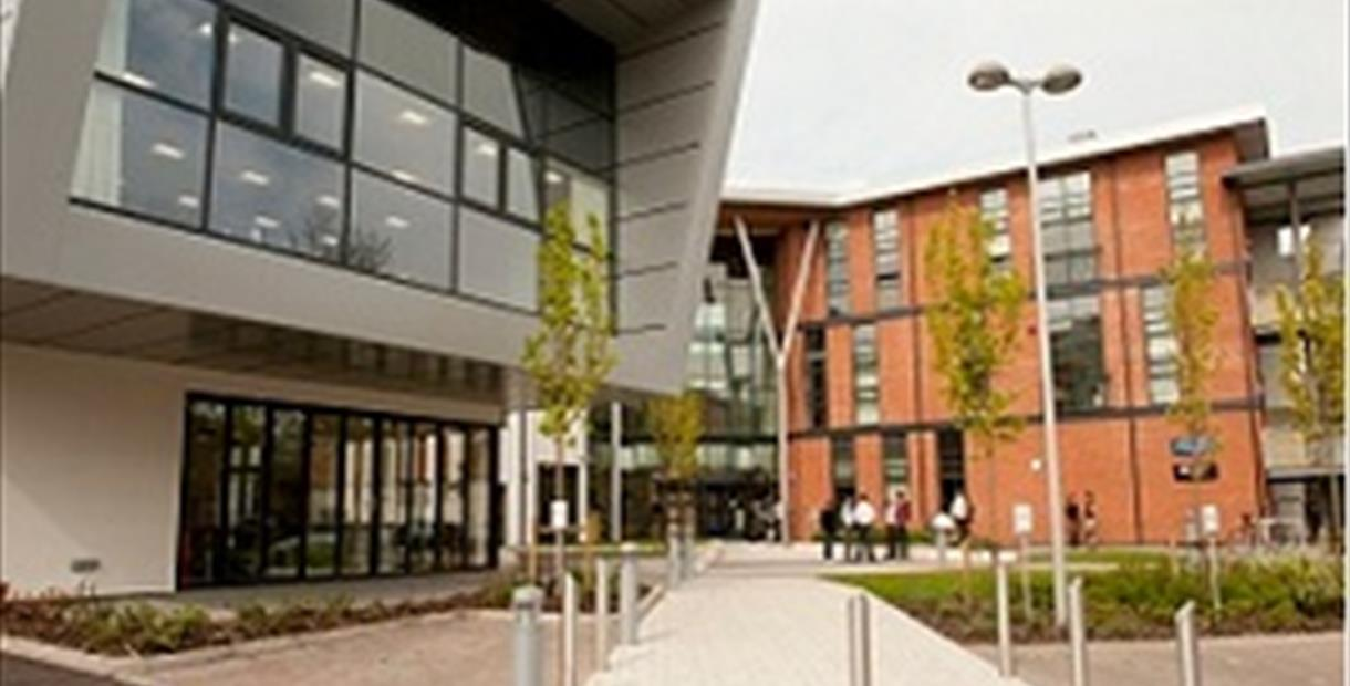 University of Derby Corporate, Enterprise Centre