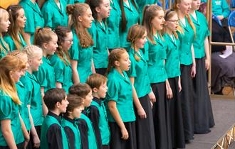 Kinder Children's Choirs of the High Peak