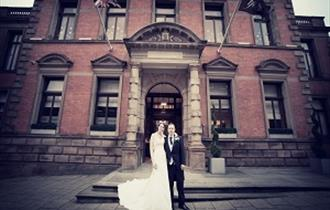 A distinctive Derby wedding venue