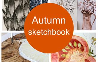 Art Workshop: Autumn Sketchbook