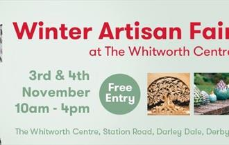 Peak District Artisans Winter Artisan Fair