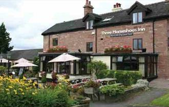 Three Horseshoes Inn & Spa