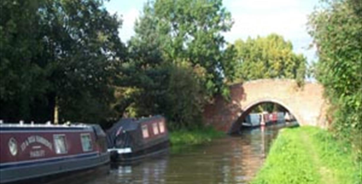 Trent and Mersey Canal at Egginton