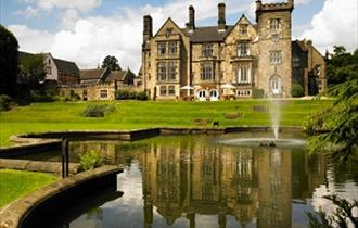 Marriot Breadsall Priory Hotel