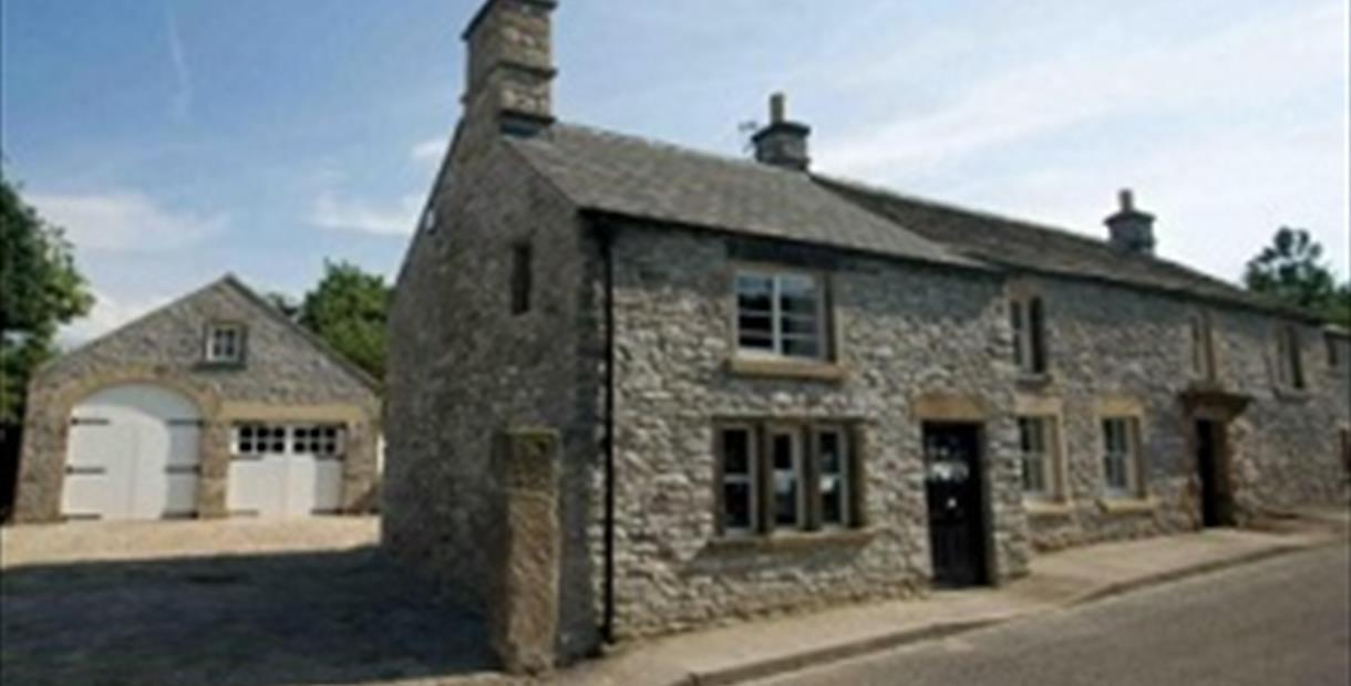 Situated in the centre of Calver village