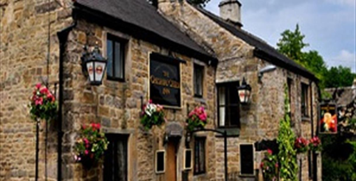 Situated in the heart of the Peak District