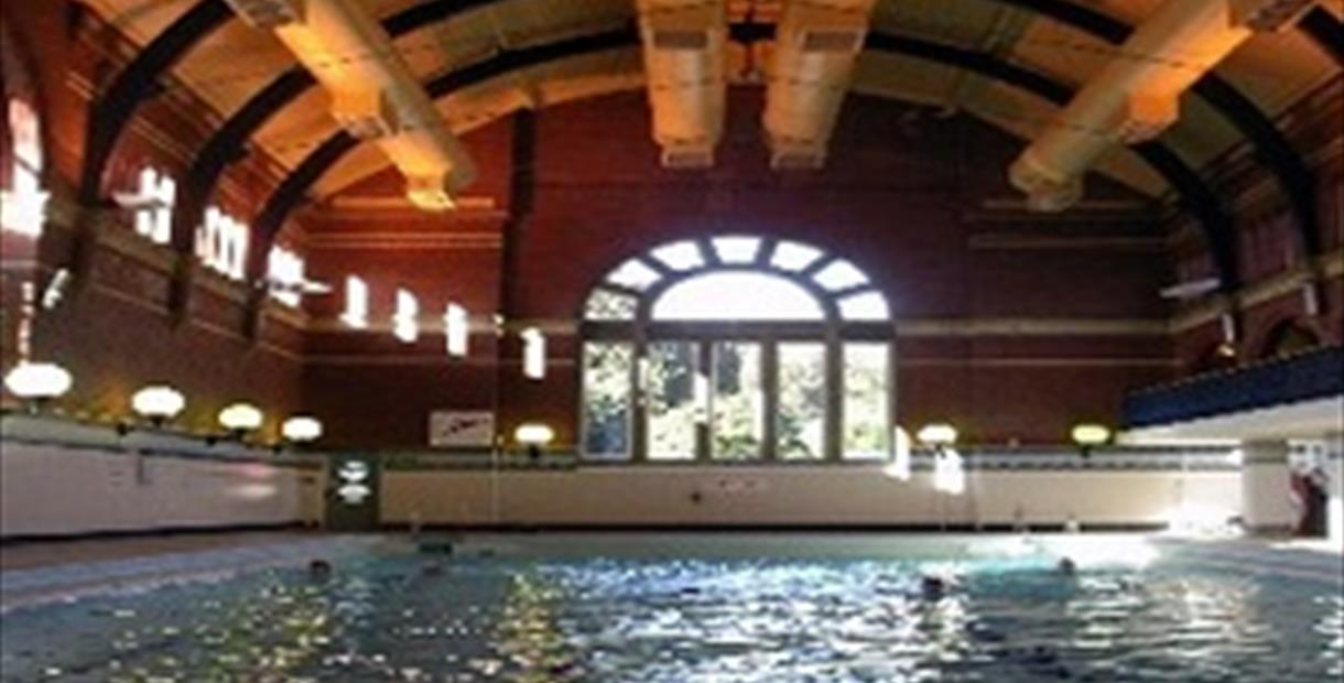 Glossop Victorian Swimming Pool