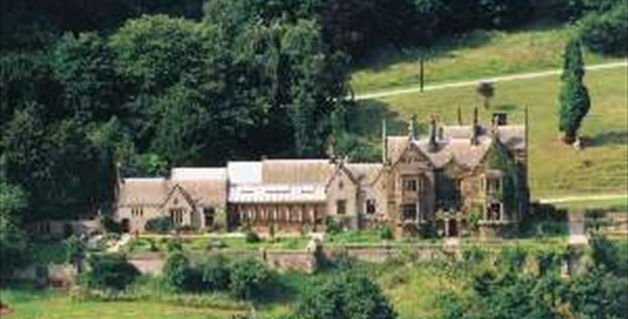 A warm welcome to Cressbrook Hall