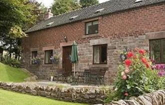 Detached barn conversion which sleeps 5