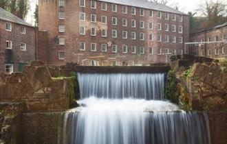 Sir Richard Arkwirghts Cromford Mills