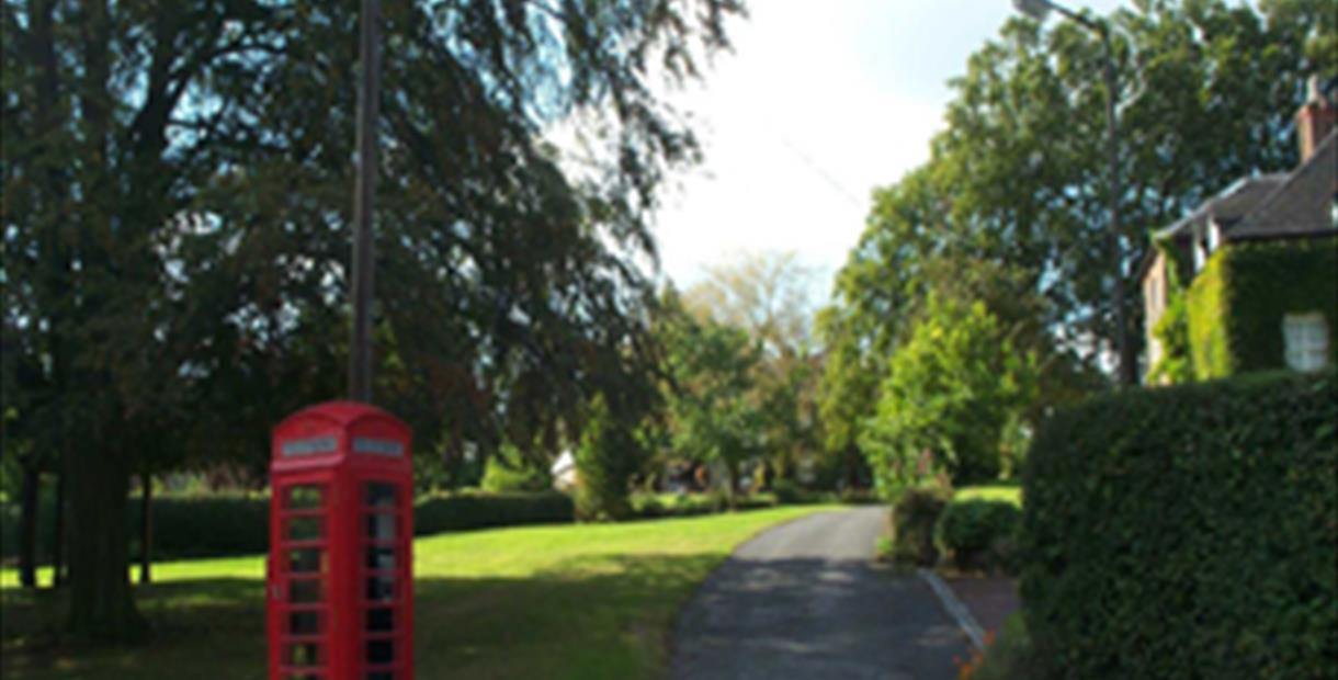 Bretby Village Green