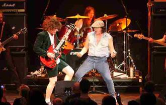 AC/DC Live Wire plus Thin Lizzy Tribute at Conkers