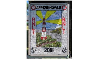 Apperknowle Well Dressing 2018