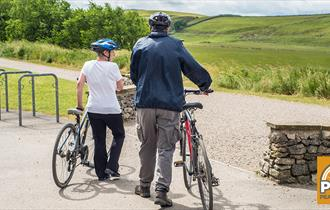 Ashbourne Cycle Routes - Manifold Valley, Hills and Dales