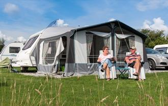 Ashbourne Camping and Caravanning Club Site