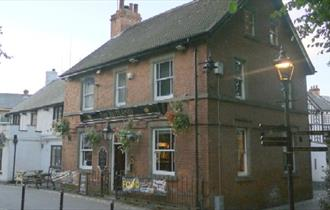 The Rutland Pub in Chesterfield, Derbyshire