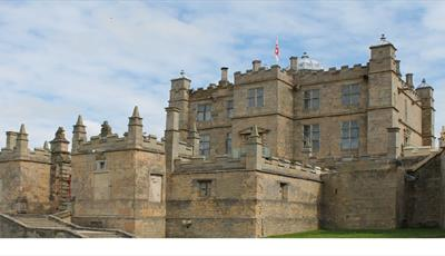 Knights and Princesses at Bolsover Castle