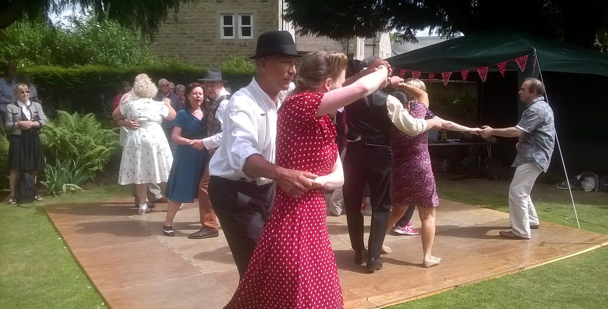 Bakewell's 15th International Day of Dance