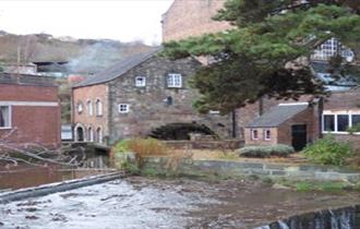Brindley's Mill and the James Brindley Museum