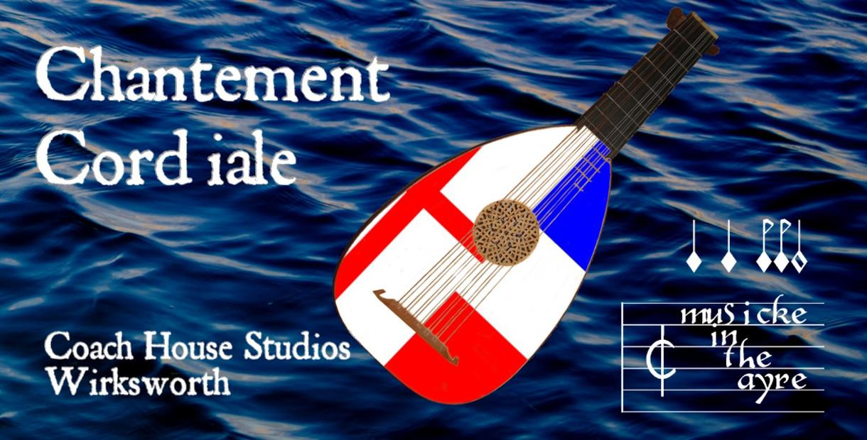 Chantement Cordial with Musicke in the Ayre @Coach House Studios, Wirksworth