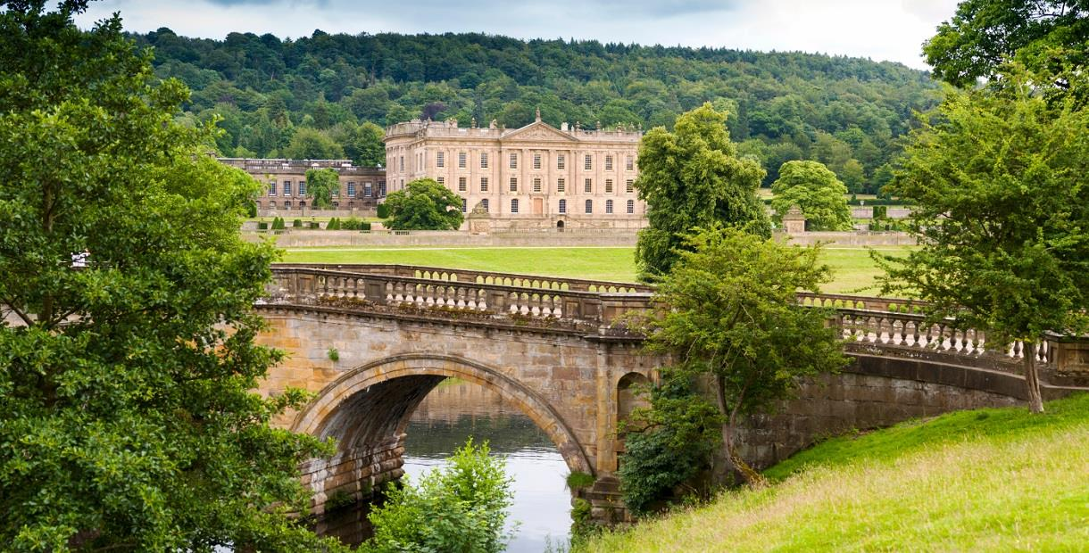 Chatsworth Wedding Ceremony Venue