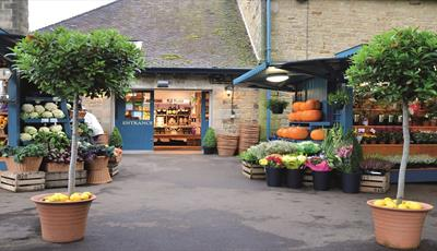 Chatsworth Farm Shop and Restaurant