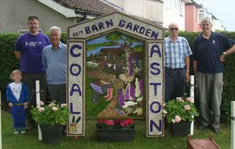 Coal Aston Well Dressing 2017