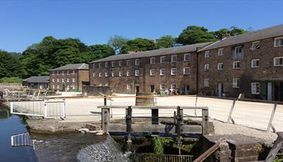Arkwright's Cromford Mills CLOSED UNTIL FURTHER NOTICE