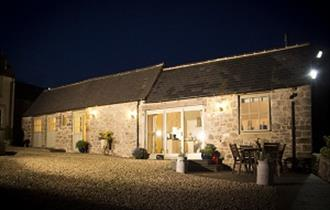 A warm welcome to The Coach House Barn