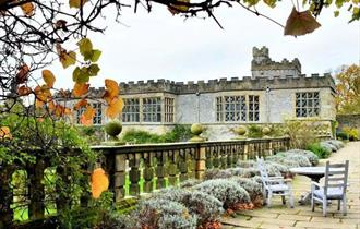Magical Marks & Graffiti Tours at Haddon Hall